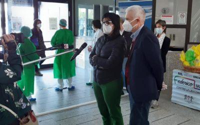 Termocamera donata al San Donato